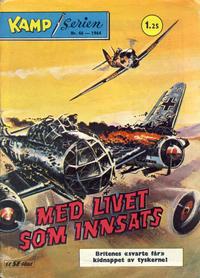 Cover Thumbnail for Kamp-serien (Serieforlaget / Se-Bladene / Stabenfeldt, 1964 series) #46/1964