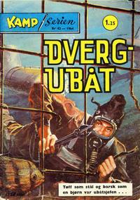 Cover Thumbnail for Kamp-serien (Serieforlaget / Se-Bladene / Stabenfeldt, 1964 series) #42/1964