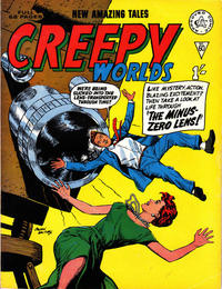 Cover Thumbnail for Creepy Worlds (Alan Class, 1962 series) #60