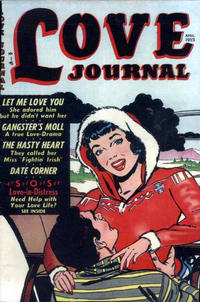 Cover Thumbnail for Love Journal (Orbit-Wanted, 1951 series) #18