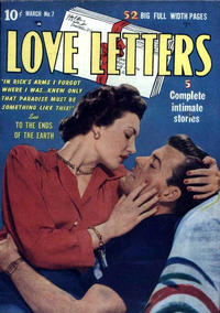 Cover Thumbnail for Love Letters (Quality Comics, 1949 series) #7
