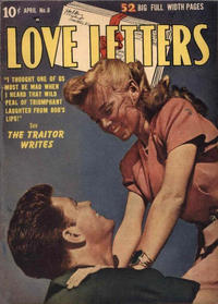Cover Thumbnail for Love Letters (Quality Comics, 1949 series) #8