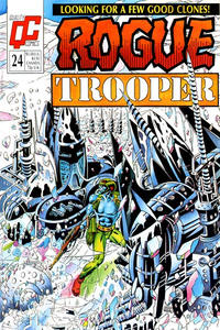 Cover Thumbnail for Rogue Trooper (Fleetway/Quality, 1987 series) #24 [UK]
