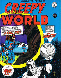 Cover Thumbnail for Creepy Worlds (Alan Class, 1962 series) #246