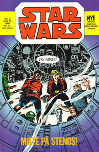 Cover Thumbnail for Star Wars (Semic, 1983 series) #2/1985
