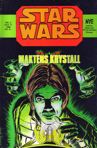 Cover Thumbnail for Star Wars (Semic, 1983 series) #2/1986