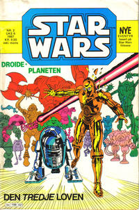 Cover Thumbnail for Star Wars (Semic, 1983 series) #2/1987