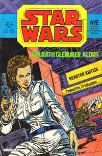 Cover Thumbnail for Star Wars (Semic, 1983 series) #5/1987