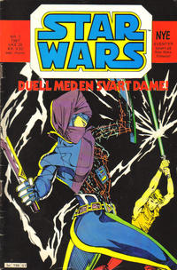 Cover Thumbnail for Star Wars (Semic, 1983 series) #7/1987