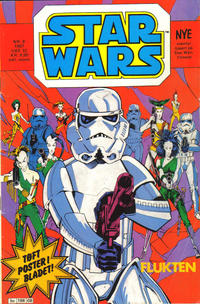 Cover Thumbnail for Star Wars (Semic, 1983 series) #8/1987