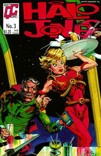 Cover Thumbnail for Halo Jones (Fleetway/Quality, 1987 series) #3