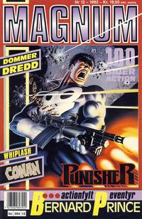 Cover Thumbnail for Magnum (Bladkompaniet / Schibsted, 1988 series) #12/1992