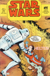 Cover Thumbnail for Star Wars (Semic, 1983 series) #3/1986