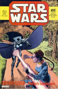 Cover for Star Wars (Semic, 1983 series) #4/1986
