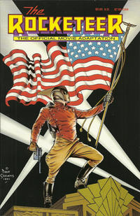 Cover Thumbnail for The Rocketeer: The Official Movie Adaptation (Disney, 1991 series)