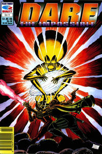 Cover Thumbnail for Dare the Impossible (Fleetway/Quality, 1991 series) #14