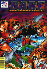 Cover Thumbnail for Dare the Impossible (Fleetway/Quality, 1991 series) #7