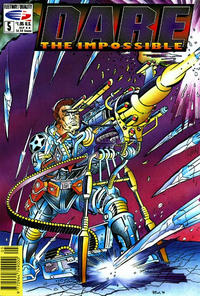 Cover Thumbnail for Dare the Impossible (Fleetway/Quality, 1991 series) #5