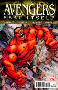 Cover Thumbnail for Avengers (Marvel, 2010 series) #14