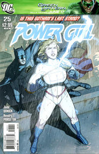 Cover Thumbnail for Power Girl (DC, 2009 series) #25