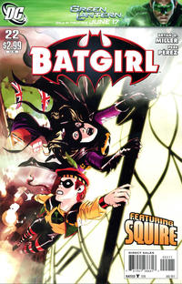 Cover Thumbnail for Batgirl (DC, 2009 series) #22 [Direct Sales]
