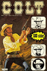 Cover Thumbnail for Colt (Semic, 1978 series) #2/1979