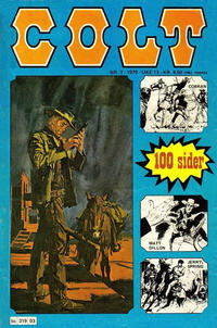 Cover Thumbnail for Colt (Semic, 1978 series) #3/1979