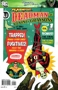 Cover Thumbnail for Flashpoint: Deadman and the Flying Graysons (DC, 2011 series) #1