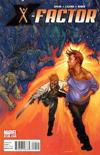 Cover Thumbnail for X-Factor (Marvel, 2006 series) #221
