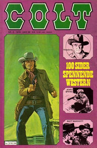 Cover Thumbnail for Colt (Semic, 1978 series) #6/1979
