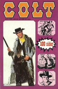 Cover Thumbnail for Colt (Semic, 1978 series) #5/1979