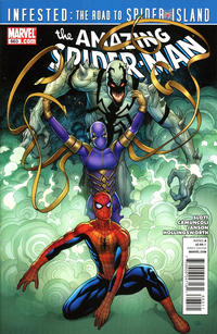 Cover Thumbnail for The Amazing Spider-Man (Marvel, 1999 series) #663