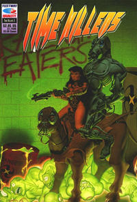 Cover for Time Killers (Fleetway/Quality, 1992 series) #5