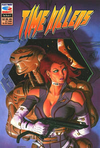 Cover Thumbnail for Time Killers (Fleetway/Quality, 1992 series) #4