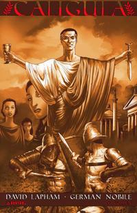 Cover Thumbnail for Caligula (Avatar Press, 2011 series) #1