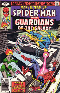 Cover Thumbnail for Marvel Team-Up (Marvel, 1972 series) #86 [Direct Edition]