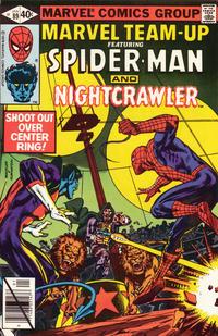 Cover Thumbnail for Marvel Team-Up (Marvel, 1972 series) #89 [Direct]