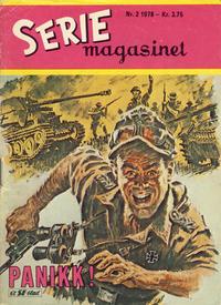 Cover Thumbnail for Seriemagasinet (Serieforlaget / Se-Bladene / Stabenfeldt, 1951 series) #2/1978