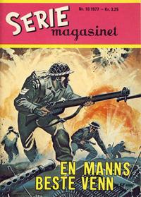 Cover Thumbnail for Seriemagasinet (Serieforlaget / Se-Bladene / Stabenfeldt, 1951 series) #10/1977