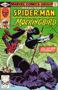 Cover Thumbnail for Marvel Team-Up (Marvel, 1972 series) #95 [Direct Edition]