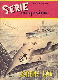 Cover Thumbnail for Seriemagasinet (Serieforlaget / Se-Bladene / Stabenfeldt, 1951 series) #2/1977
