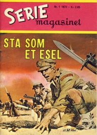 Cover Thumbnail for Seriemagasinet (Serieforlaget / Se-Bladene / Stabenfeldt, 1951 series) #1/1977