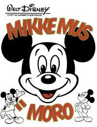Cover Thumbnail for Jeg-bøkene (Hjemmet / Egmont, 1974 series) #[1988] - Mikke Mus = moro