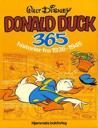 Cover Thumbnail for Jeg-bøkene (Hjemmet / Egmont, 1974 series) #[1978] - Donald Duck 365 historier fra 1936-1945 [1. opplag]
