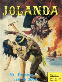 Cover Thumbnail for Jolanda (De Vrijbuiter; De Schorpioen, 1973 series) #50