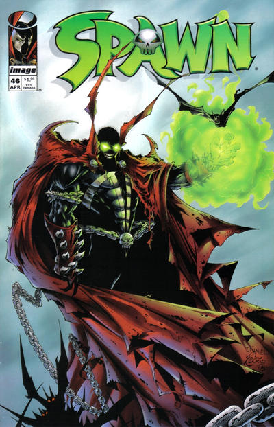Cover for Spawn (Image, 1992 series) #46
