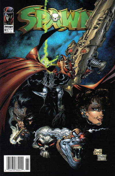 Cover for Spawn (Image, 1992 series) #61