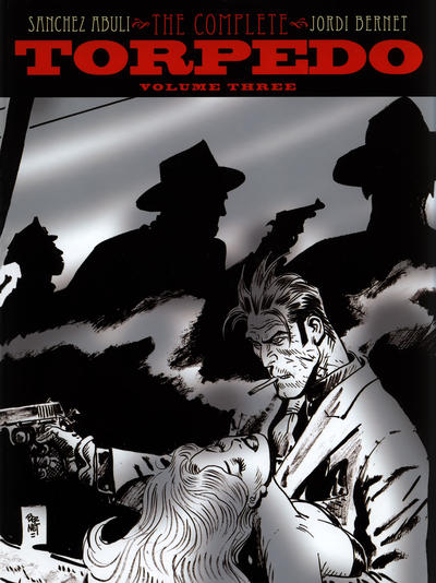Cover for Torpedo (IDW, 2009 series) #3