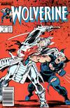 Cover for Wolverine (Marvel, 1988 series) #2 [Newsstand]