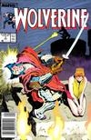 Cover for Wolverine (Marvel, 1988 series) #3 [Newsstand]